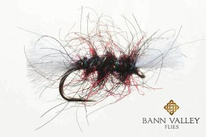 Shipmans Black and Red UV